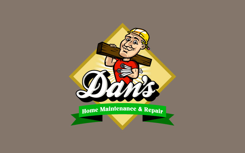 Dan's Home Maintenance & Repair logo