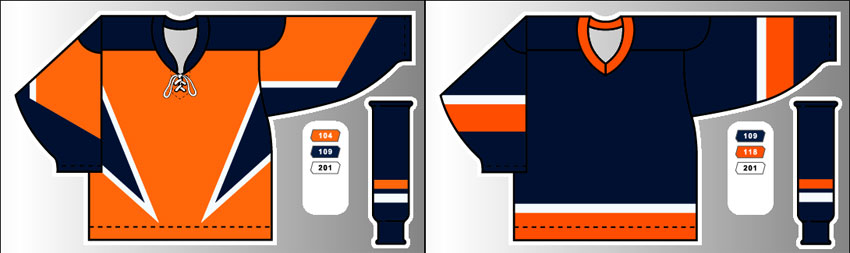 New York Islanders jerseys